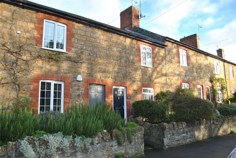 2 Bedrooms Terraced House for sale in Terrace View, Coldharbour, Sherborne, DT9
