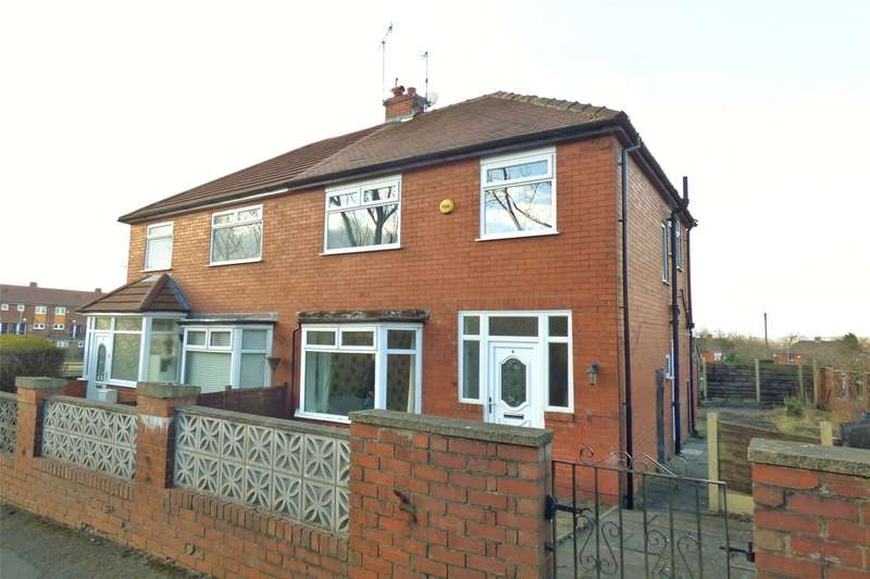 3 Bedrooms Semi Detached House for sale in Sydenham Street, Derker, Oldham, Greater Manchester, OL1