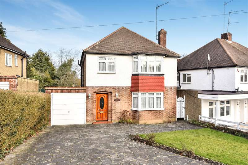 3 Bedrooms Detached House for sale in Buckingham Avenue, Whetstone