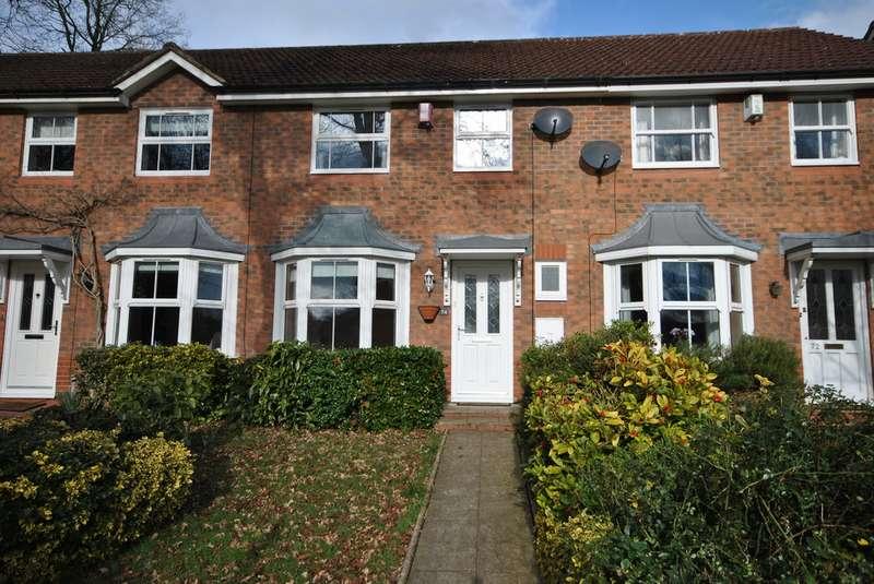 3 Bedrooms Terraced House for rent in Winster Avenue, Dorridge B93
