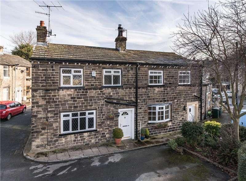 2 Bedrooms Unique Property for sale in Herbert Street, Cottingley, Bingley, West Yorkshire