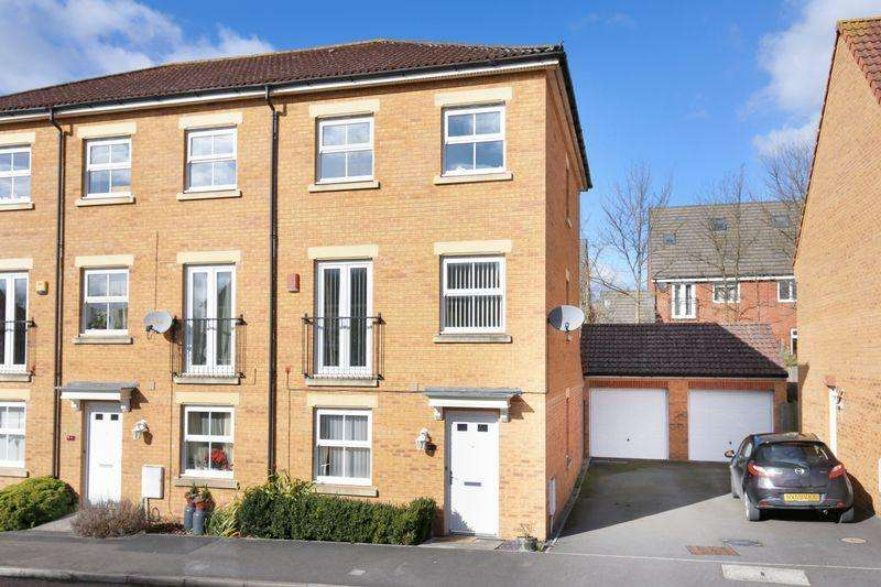 4 Bedrooms Terraced House for sale in Ferris Way, Hilperton