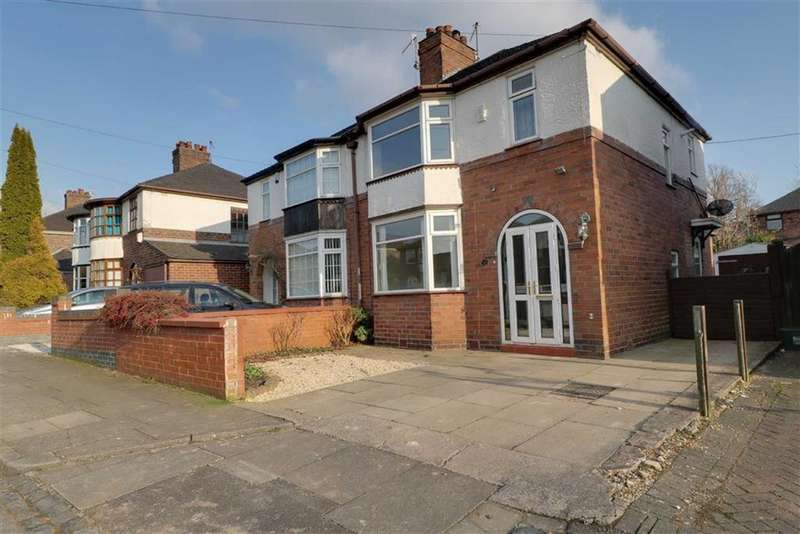 3 Bedrooms Semi Detached House for sale in Levita Road, Oakhill, Stoke-on-Trent