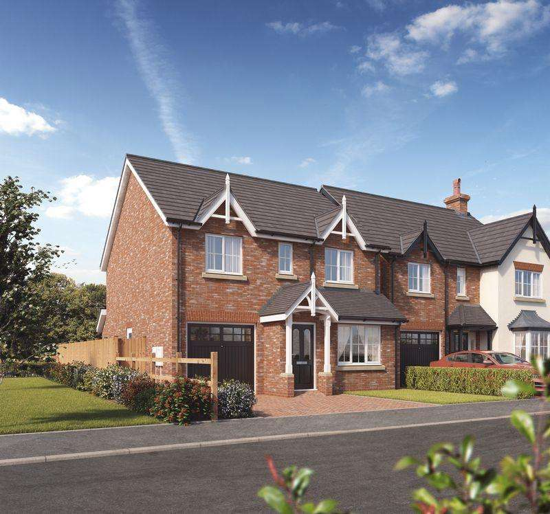 4 Bedrooms Detached House for sale in Plot 21, Kings Vale, Baschurch