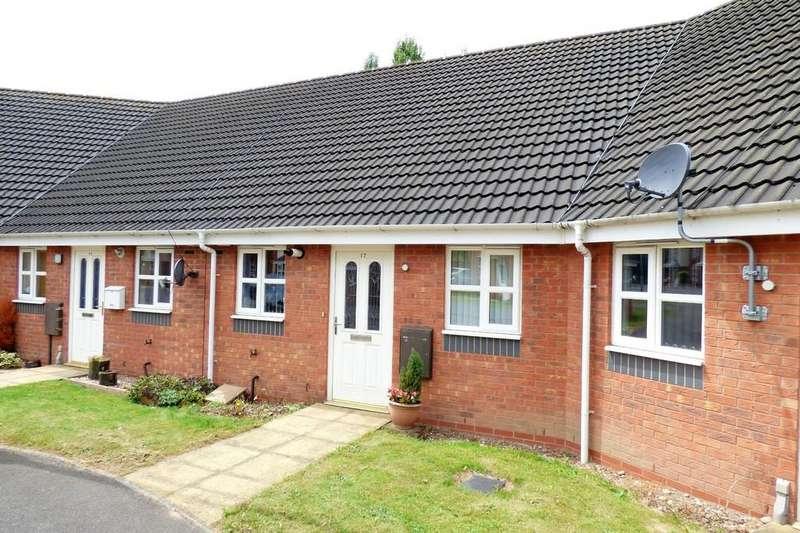 2 Bedrooms Terraced Bungalow for sale in Panama Road, Burton-on-Trent