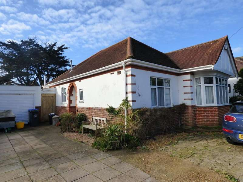 3 Bedrooms Detached Bungalow for rent in Norman Crescent, Shoreham by Sea