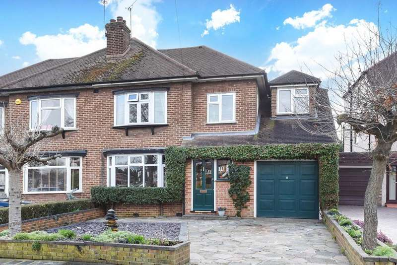 4 Bedrooms Semi Detached House for sale in The Green, Hayes