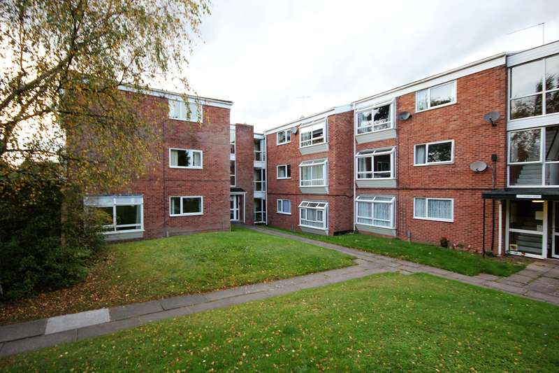 2 Bedrooms Apartment Flat for sale in Coleridge Close, Worcester, WR3