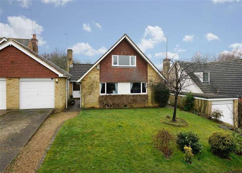 4 Bedrooms Detached House for sale in High Ridge, Harpenden, Hertfordshire