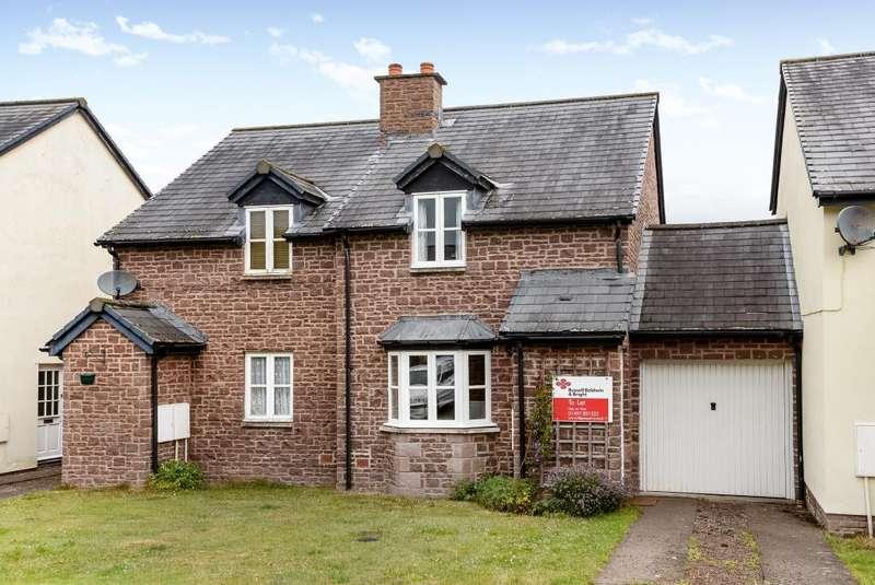 2 Bedrooms House for rent in Warren Close, Hay, Hay-on-wye, HR3
