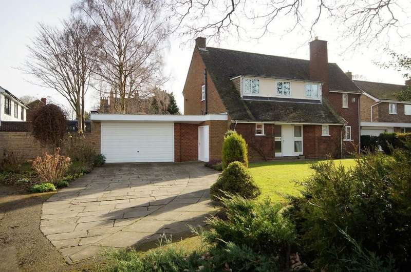 4 Bedrooms Detached House for sale in Middletons Field, Lincoln