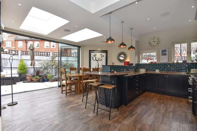 4 Bedrooms Terraced House for sale in Playfield Crescent, East Dulwich