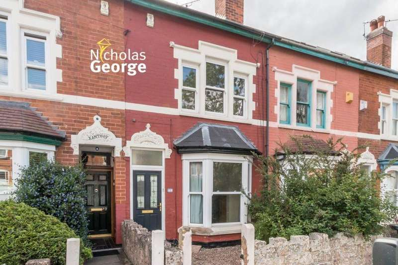 3 Bedrooms House for rent in Woodville Road, Kings Heath, B14 7AH