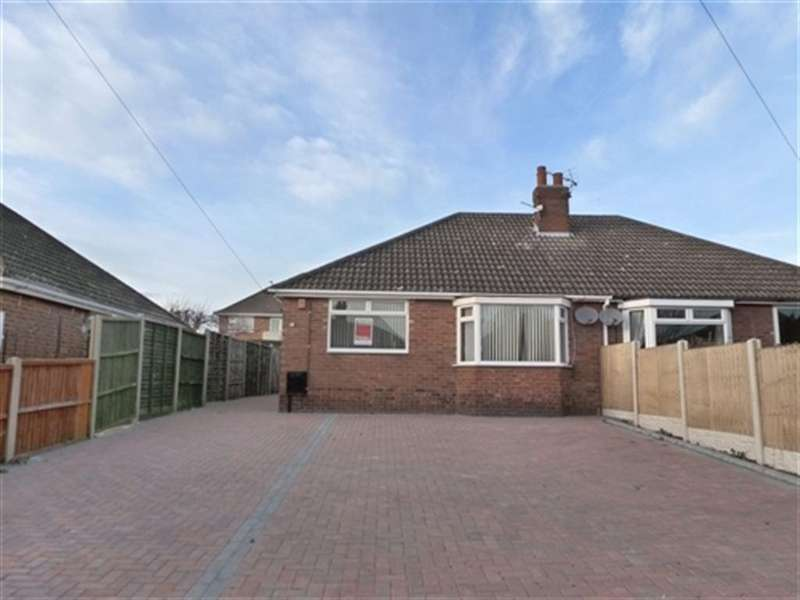 2 Bedrooms Bungalow for rent in Lynton Rise, Cleethorpes, North East Lincolnshire