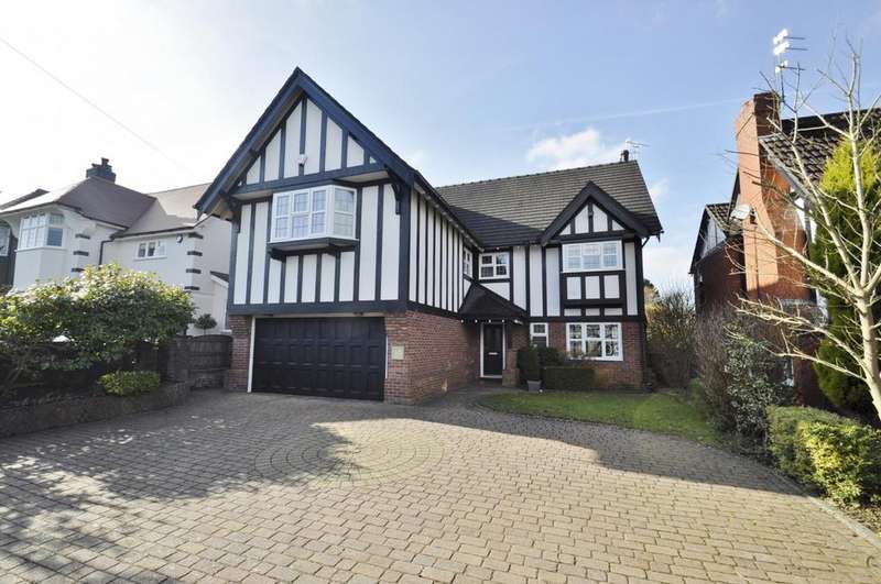 6 Bedrooms Detached House for sale in Thorn Road, Bramhall