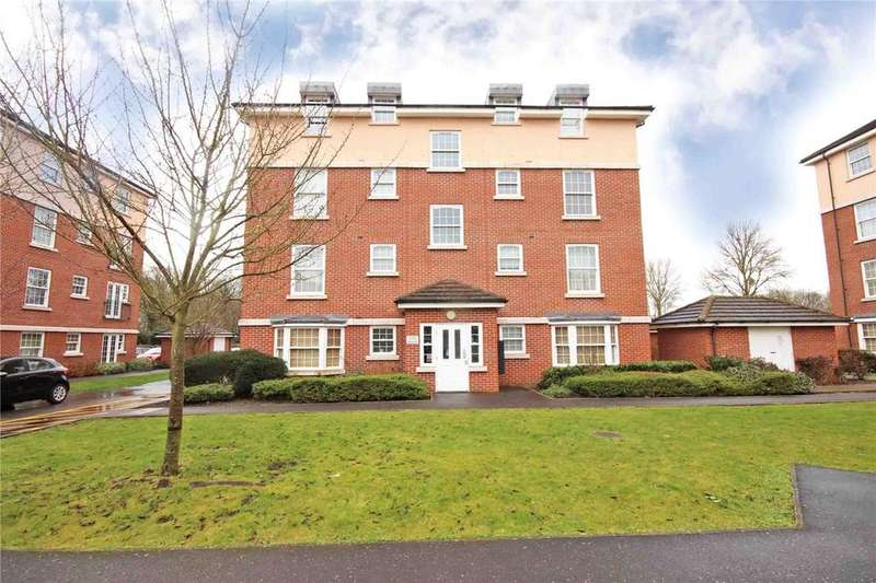 2 Bedrooms Flat for sale in Merrifield Court, Welwyn Garden City, Hertfordshire