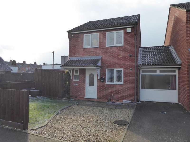 3 Bedrooms Detached House for sale in Bath Road, Kettering