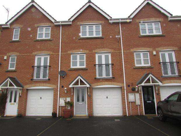 4 Bedrooms Terraced House for sale in FAIRFIELD GROVE, MURTON, SEAHAM DISTRICT