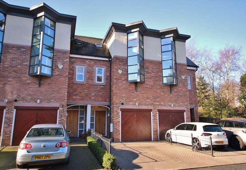 3 Bedrooms Mews House for sale in Bedells Lane, Wilmslow