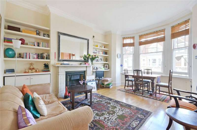 2 Bedrooms Apartment Flat for sale in Buckley Road, Brondesbury, NW6