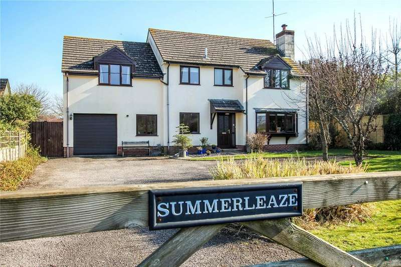 4 Bedrooms Detached House for sale in Buckland Newton, Dorchester, DT2
