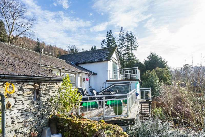 3 Bedrooms Cottage House for sale in Ghyll House, Hollens Farm, Grasmere, Cumbria