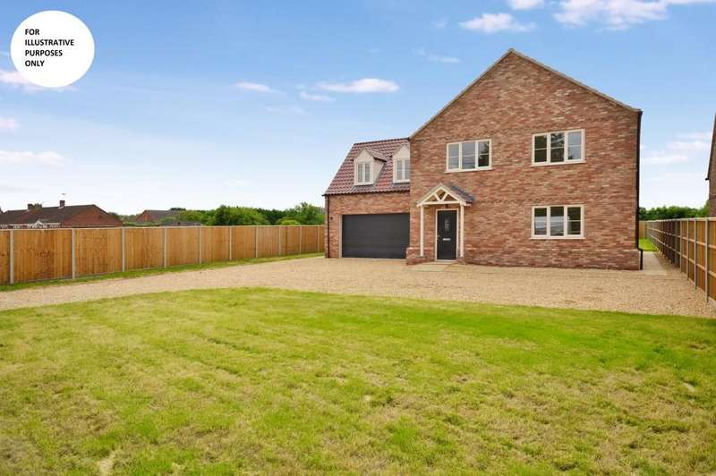 5 Bedrooms Detached House for sale in Marshland St James, Wisbech