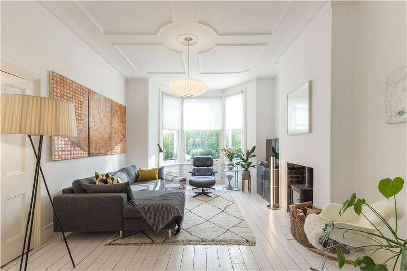 4 Bedrooms Terraced House for sale in Summerfield Avenue, Queen's Park, London, NW6