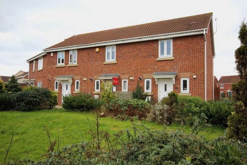 2 Bedrooms Terraced House for sale in Woodheys Park, Kingswood, Hull, HU7