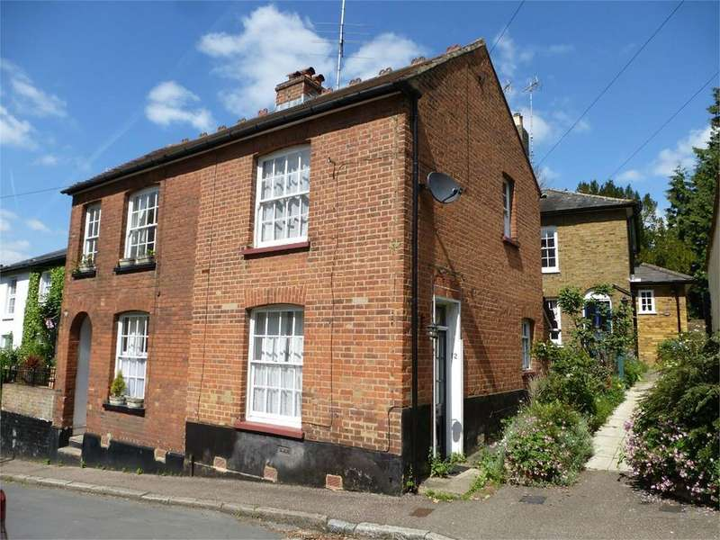 2 Bedrooms Cottage House for rent in Church Street, Hatfield, AL9