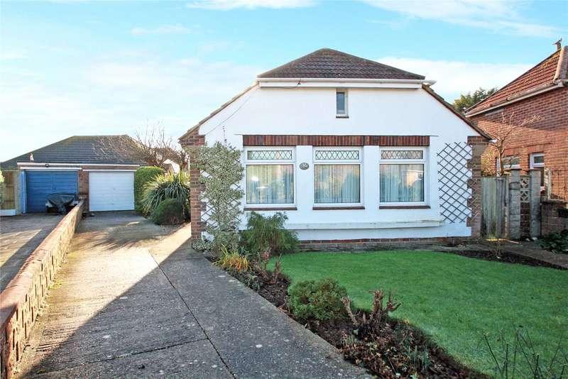 2 Bedrooms Detached Bungalow for sale in Cissbury Road, Ferring, Worthing, BN12