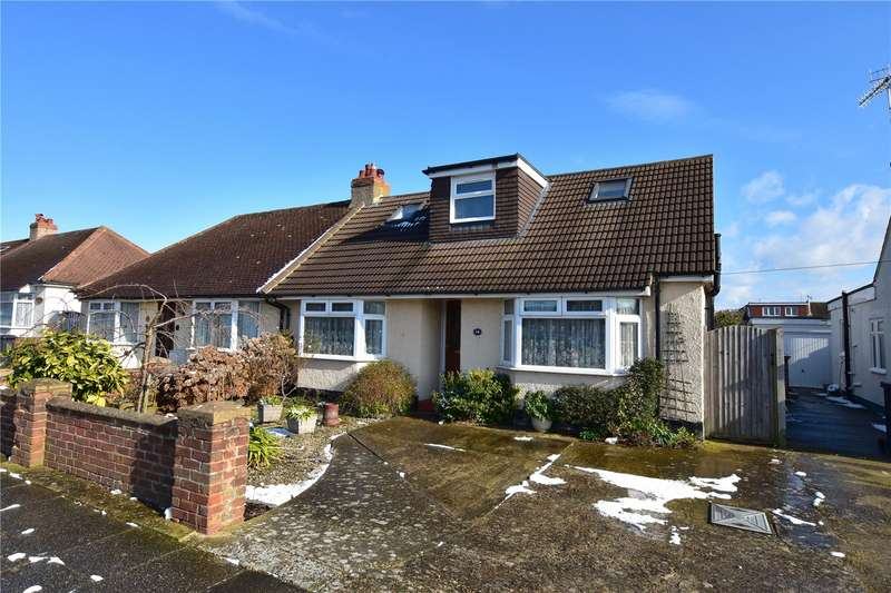 5 Bedrooms Semi Detached House for sale in Berriedale Drive, Sompting, West Sussex, BN15