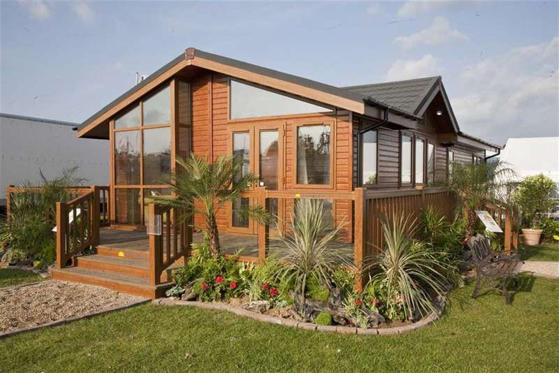 Park Home Mobile Home for sale in Wyre Country Park, Wardley's Lane, Poulton-le-Fylde