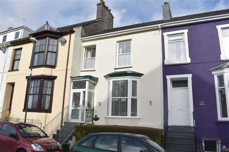 5 Bedrooms Terraced House for sale in Station Terrace, Lampeter