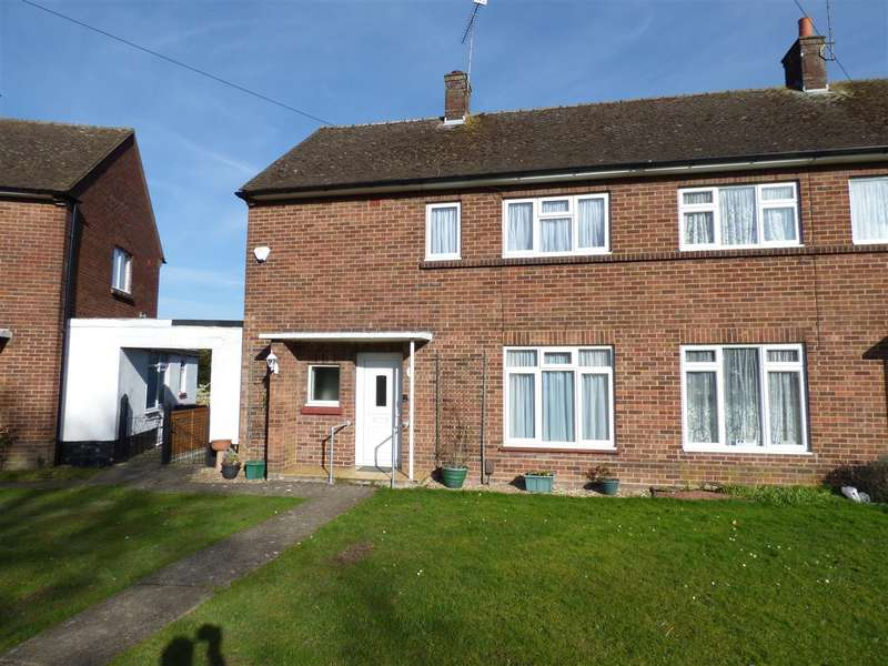 2 Bedrooms Semi Detached House for sale in Brewers Hill Road, Dunstable