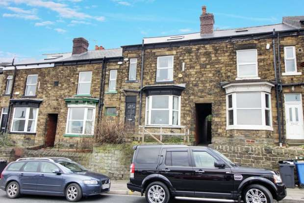 6 Bedrooms Terraced House for sale in Ecclesall Road, Sheffield, South Yorkshire, S11 8TL