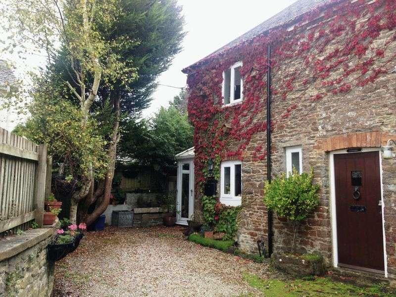 2 Bedrooms Property for sale in Broadhempston, Totnes