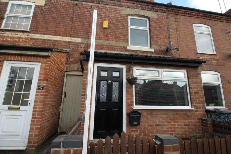 2 Bedrooms Property for sale in Forest Road, Burton-On-Trent, DE13
