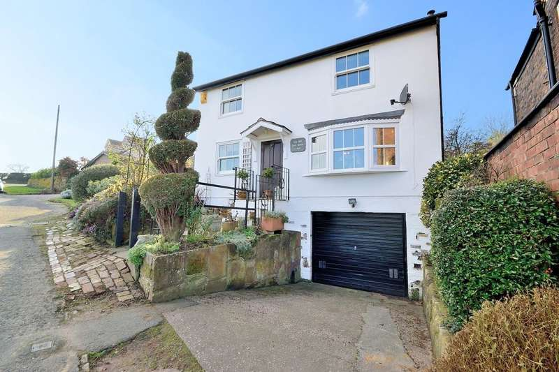 3 Bedrooms Detached House for sale in Kingsley Road, Frodsham, WA6