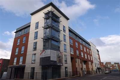 2 Bedrooms Flat for rent in BS2 Bristol City Centre