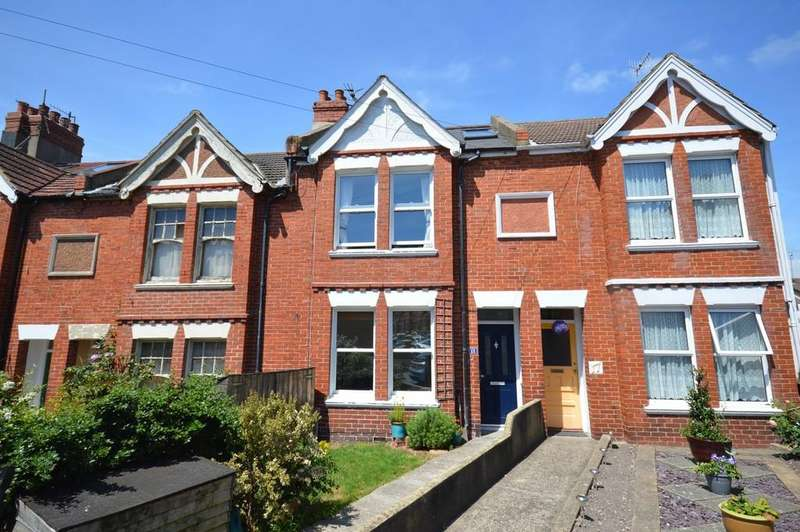 3 Bedrooms Terraced House for sale in Coronation Street, Brighton, BN2