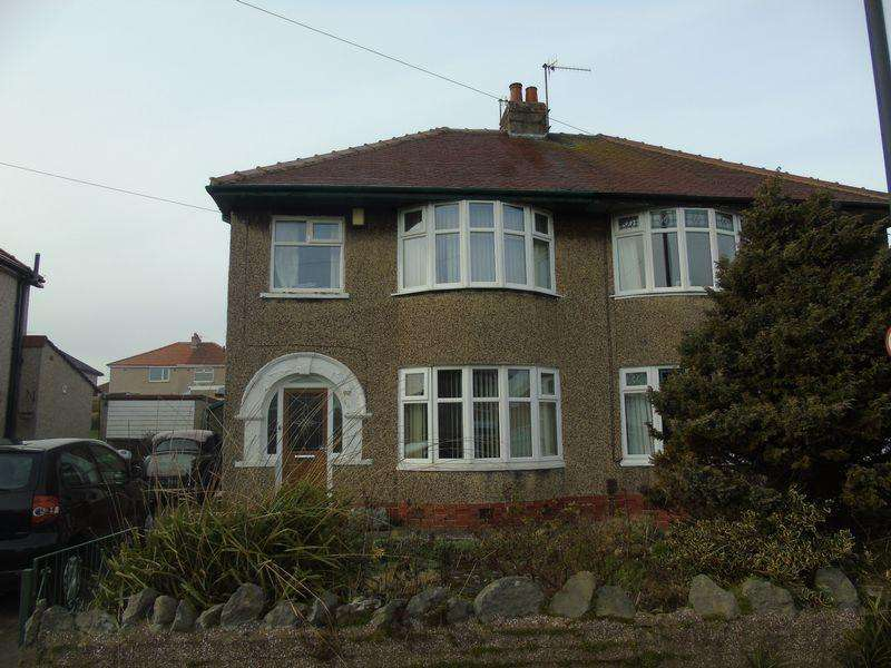 3 Bedrooms Semi Detached House for sale in Penrhyn Road, Lancaster