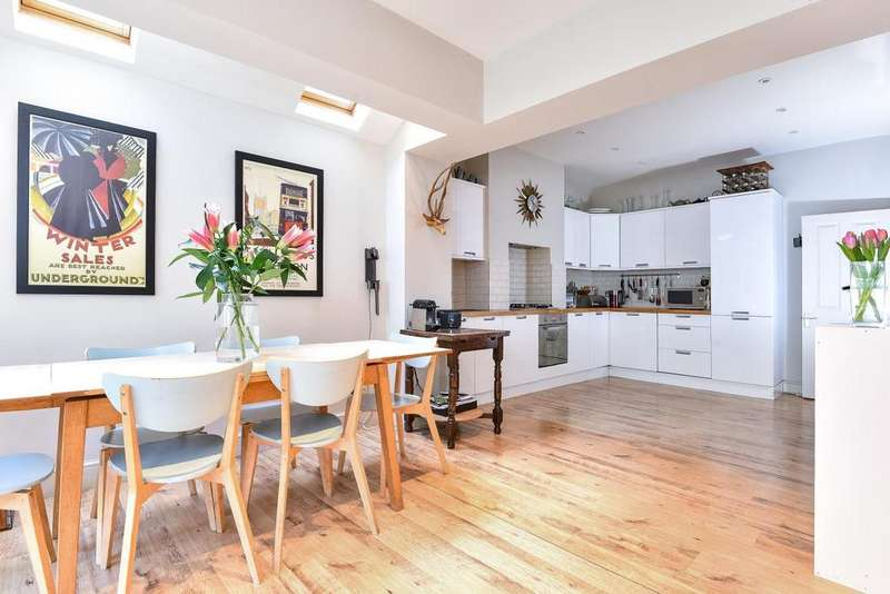 4 Bedrooms Terraced House for sale in Chasefield Road, Tooting