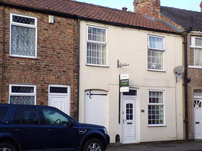 3 Bedrooms Terraced House for sale in Hailgate, Howden, East Yorkshire
