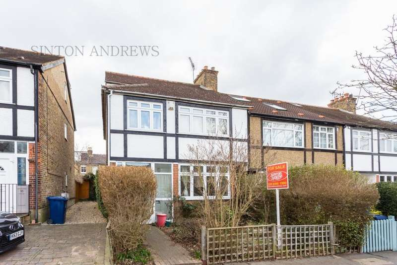 4 Bedrooms House for sale in Highview Road, Ealing, W13