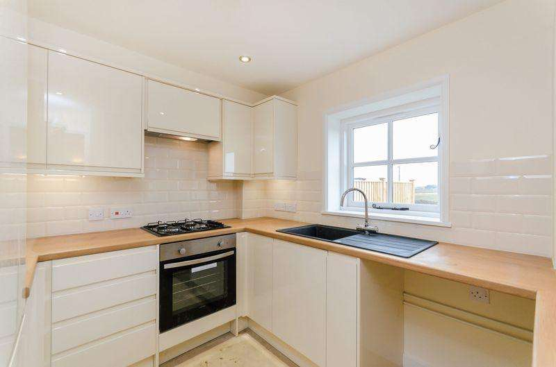 2 Bedrooms Terraced House for sale in Sibsey Court, Sibsey
