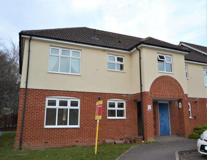 2 Bedrooms Apartment Flat for rent in Arnott Close, Tidworth, SP9 7QG