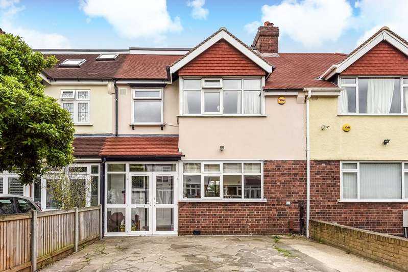 4 Bedrooms Terraced House for sale in Clock House Road Beckenham BR3