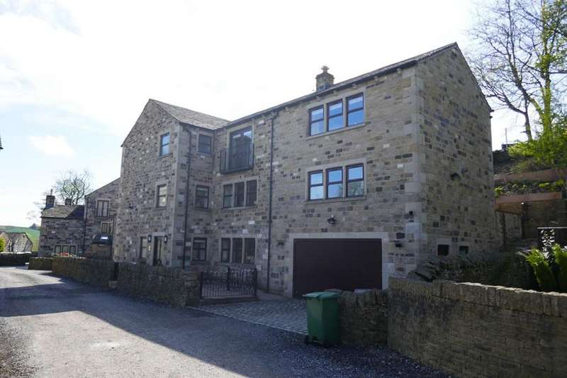 5 Bedrooms Detached House for sale in Buckley Drive, Denshaw OL3