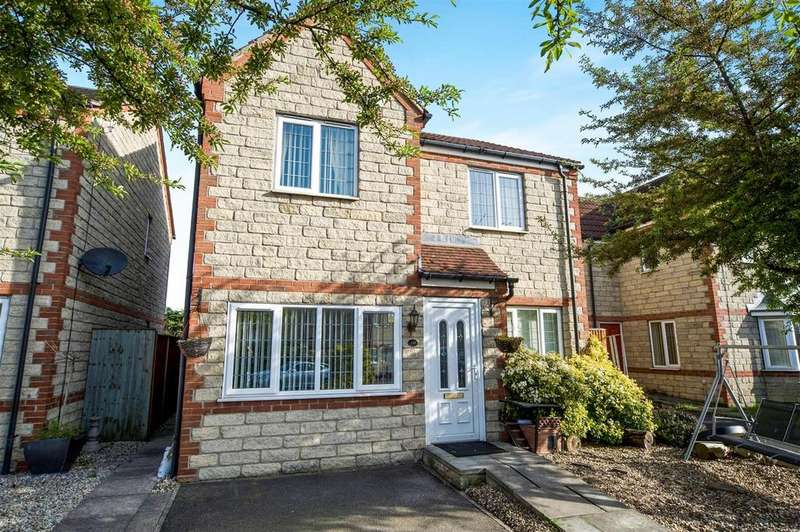 3 Bedrooms House for sale in Pinewood Close, Scunthorpe